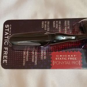 💥Cricket Static Free Brush & Comb Combination